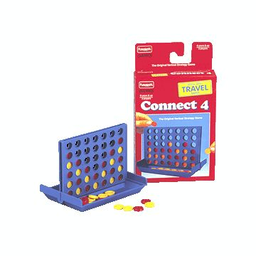 Funskool Travel Connect 4 for Kids/Toddlers